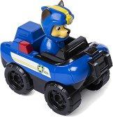 """Чейс с полицейска кола - Детска играчка от серията """"Пес патрул"""" - фигура"""