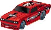 """RC Racing Car - Играчка с дистанционно управление от серията """"Hot Wheels"""" - творчески комплект"""