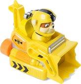 """Рабъл с булдозер - Детска играчка от серията """"Пес патрул"""" -"""