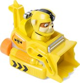 """Рабъл с булдозер - Детска играчка от серията """"Пес патрул"""" - фигура"""