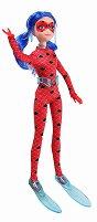 """Калинката - Кукла от серията """"Мега-чудесата на Калинката и Черния котарак"""" - фигура"""