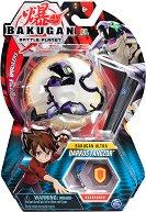 Bakugan Battle Planet - Darkus Fangzor - Бойно топче за игра - играчка