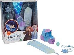 """Магическа ръкавица със снежен ефект - Детска играчка със светлинни и звукови ефекти от серията """"Замръзналото кралство"""" - играчка"""