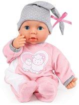 """Бебе момиченце - My Piccolina - Интерактивна кукла с аксесоари от серията """"Piccolina"""" -"""