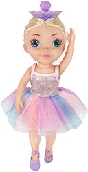 Кукла балерина - Dreamer - Детска играчка със светлинни и звукови ефекти - детски аксесоар