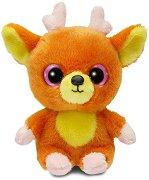 """Северното еленче Джоли - Плюшена играчка от серия """"YooHoo & Friends"""" - количка"""