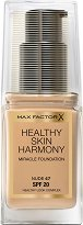 Max Factor Healthy Skin Harmony Foundation - SPF 20 - Фон дьо тен за лице -