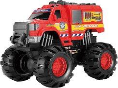 Бъги - Monster Truck - Детска играчка с маховик -
