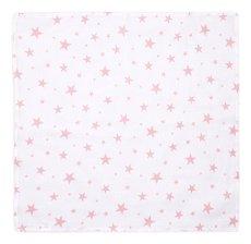 Бебешка памучна пелена - Звезди - продукт
