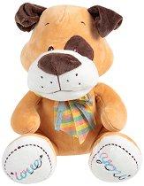 Кученце - Love You - Плюшена играчка -