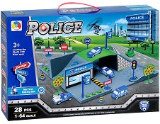 Полицейски паркинг - играчка