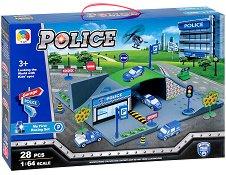 Полицейски паркинг - детски аксесоар