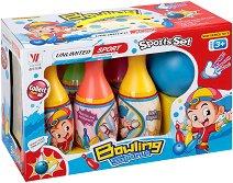 Комплект за боулинг - Детска играчка -