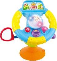 Волан - Малък състезател - Детска играчка със светлинни и звукови ефекти -