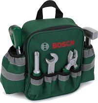 """Чанта с инструменти - Bosch - Комплект играчки от серията """"Bosch-mini"""" - играчка"""