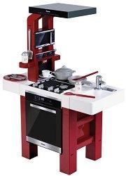 Детска кухня - Miele - Комплект за игра с аксесоари и светлинни и звукови ефекти -