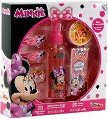 """Детски подаръчен комплект - Disney Minnie - От серията """"Мики Маус"""" - парфюм"""