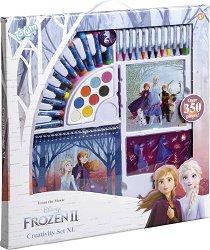 Комплект за рисуване - Замръзналото кралство 2 -