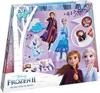 Мозайка с мъниста -  Замръзналото кралство 2 - Творчески комплект - играчка