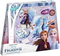 Направи сама диамантена мозайка - Замръзналото кралство 2 - Творчески комплект - творчески комплект