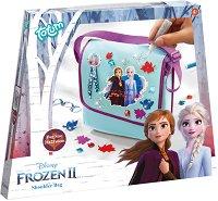 Декорирай сама чанта - Замръзналото кралство 2 - Творчески комплект -