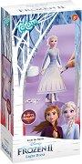 """Декорирай сама фигурка - Елза - Творчески комплект от серията """"Замръзналото кралство 2"""" - несесер"""