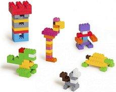 Детски конструктор - Комплект от 115 части -