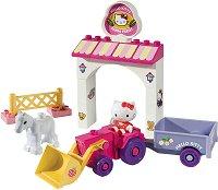 """Ферма - Детски конструктор от серията """"Hello Kitty"""" - продукт"""