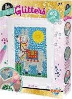 """Направи сама мозайка - Лама - Творчески комплект от серията """"Be Teens"""" - творчески комплект"""