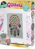 """Направи сама мозайка - Капан за сънища - Творчески комплект от серията """"Be Teens"""" - творчески комплект"""