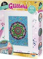 """Направи сама мозайка - Мандала - Творчески комплект от серията """"Be Teens"""" - творчески комплект"""