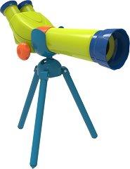 """Детски телескоп - Образователна играчка от серията """"Mini Sciences"""" - играчка"""