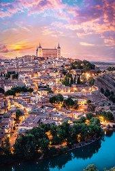 """Толедо, Испания - Пъзел от колекцията """"Premium Quality"""" - пъзел"""