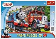 Томас и Флин -