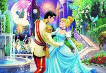 """Танци на лунна светлина - Пъзел от колекцията """"Принцесите на Дисни"""" -"""