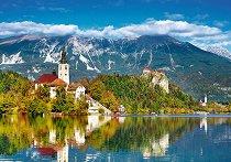 """Блед, Словения - Пъзел от колекцията """"Premium Quality"""" -"""