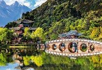 """Лиджианг, Китай - Пъзел от колекцията """"Premium Quality"""" -"""