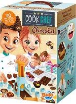 Направи сам - Шоколадови сладкиши - Детски комплект за готвене -