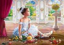 """Малка балерина - Пъзел от колекцията """"Premium Quality"""" -"""