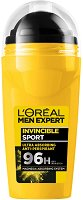 L'Oreal Men Expert Invincible Sport 96H Anti-Perspirant - Ролон дезодорант против изпотяване за мъже - ролон
