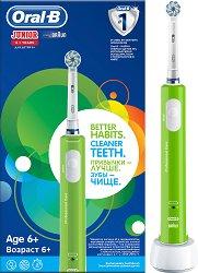 Oral-B Junior Electric Toothbrush 6+ - паста за зъби