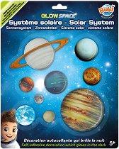 Фосфоресциращи планети - играчка