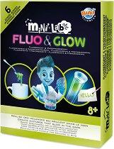 Флуоресцентна светлина - образователен комплект