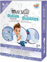 """Направи сам - Сапунени мехурчета - Детски образователен комплект от серията """"Mini Lab""""  - образователен комплект"""