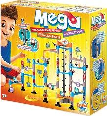 Писта за стъклени топчета - Mega -