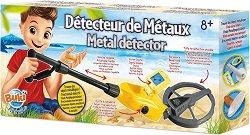 """Детектор за метал - Образователна играчка от серията """"Природа"""" - образователен комплект"""