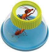 """Лупа за наблюдение на насекоми - Образователен комплект от серията """"Mini Sciences"""" -"""