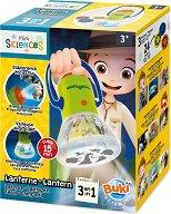Детски фенер с 3 функции - творчески комплект