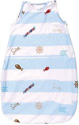 """Лятно бебешко спално чувалче - С дължина 80 или 100 cm от серията """"Big Adventure""""  - продукт"""