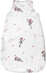 Лятно бебешко спално чувалче - Балет - С дължина 80 или 100 cm - продукт